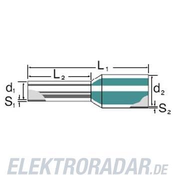 Weidmüller Aderendhülse H35,0/39D R