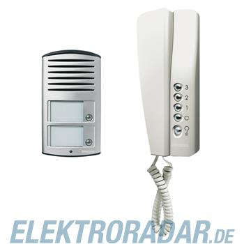 Legrand 367121 Zweifam.-Set Audio Swing Linea 2000 2-Draht -alu