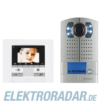 Legrand 369411 Einfam.-Set Video Farbe Polyx Memory Display Linea