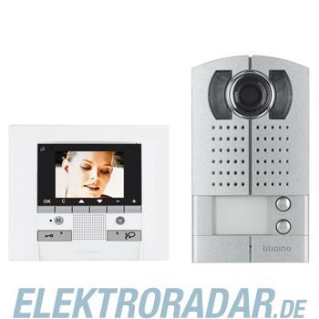 Legrand 369421 Zweifam.-Set Video Farbe Polyx Memory Display Line