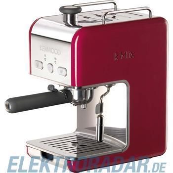 Kenwood Espressomaschine ES 021 chili-rot