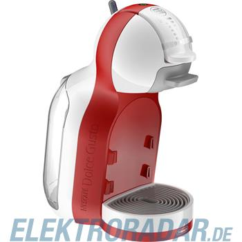 DeLonghi Espressomaschine EDG 305.WR weiß-rot