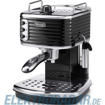 DeLonghi Siebträger-Espressoautomat ECZ 351.BK sw