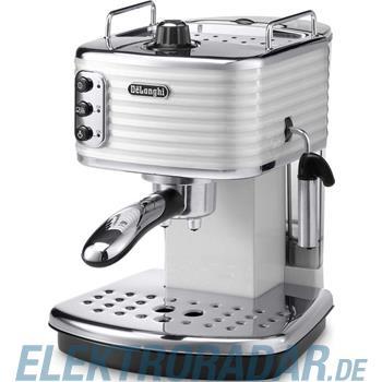 DeLonghi Siebträger-Espressoautomat ECZ 351.W ws