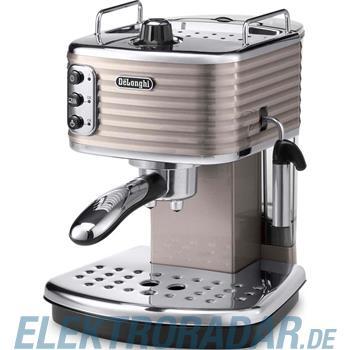 DeLonghi Siebträger-Espressoautomat ECZ 351.BG beige