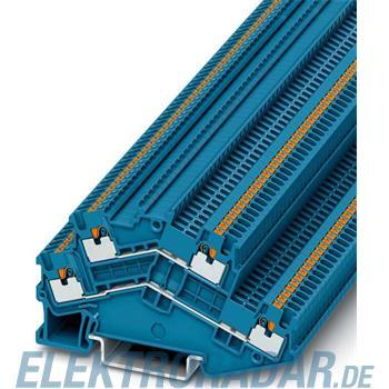 Phoenix Contact Doppelstock-Klemme PTTBS 1,5/S BU