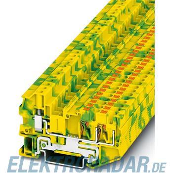 Phoenix Contact Schutzleiter-Reihenklemme PTU 4-TWIN-PE