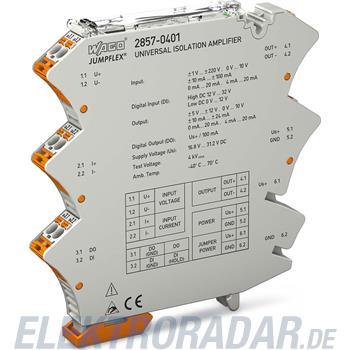 WAGO Kontakttechnik Universal-Trennverstärker 2857-401