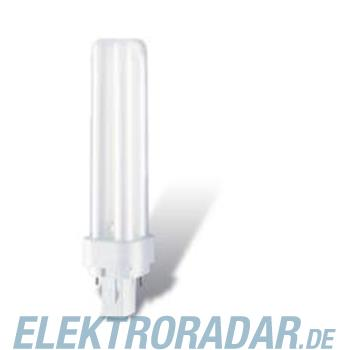 Osram Leuchtstofflampe DULUX D10W/827