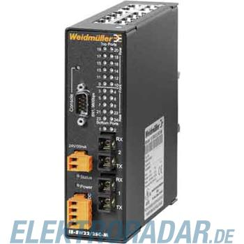 Weidmüller Managed Switch IE-SW22/2SC-M
