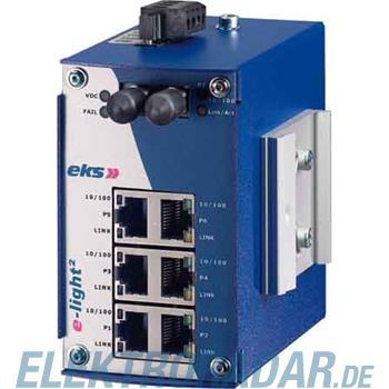 Mennekes Industrial Ethernet Switch EL100U2-6TX1FX-ST-MM