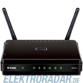 DLink Deutschland Wireless N Router DIR-615/E