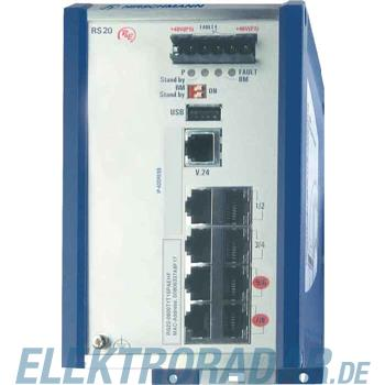 Hirschmann INET PoE Rail Switch RS22-0800T1T1SPAEHF