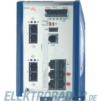 Hirschmann INET PoE Rail Switch RS22-0800M2M2SPAEHF