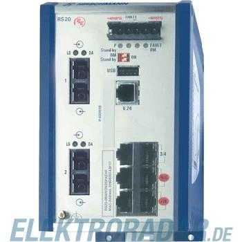 Hirschmann INET PoE Rail Switch RS22-0800S2S2SPAEHF