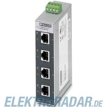 Phoenix Contact Netzwerk Switch FLSWITCHSFN5TX-24VAC