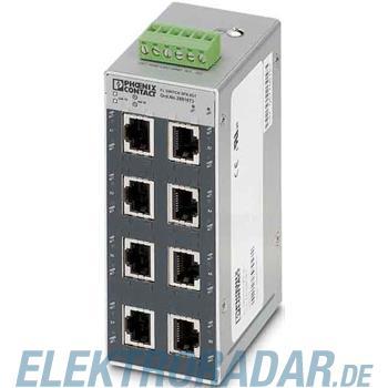 Phoenix Contact Netzwerk Switch FLSWITCHSFN8TX-24VAC