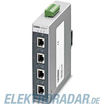 Phoenix Contact Netzwerk Switch FLSWITCHSFNT4TX/FX