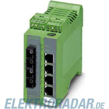 Phoenix Contact Ethernet Managed Switch LM 4TX/2FX SM-E