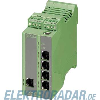 Phoenix Contact Ethernet Managed Switch LM 5TX