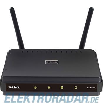 DLink Deutschland Wireless N Open Source DAP-1360/E