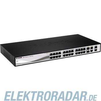 DLink Deutschland 28-Port Switch, managed DES-1210-28