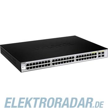 DLink Deutschland 48-Port Gigabit Switch DGS-1210-48
