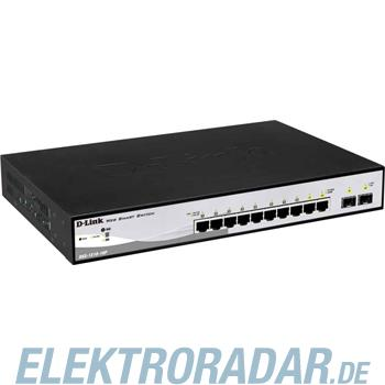 DLink Deutschland 10-Port PoE Gigabit Switch DGS-1210-10P