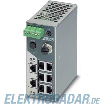 Phoenix Contact Managed Narrow NAT-Switch FL NAT SMN 8Tx