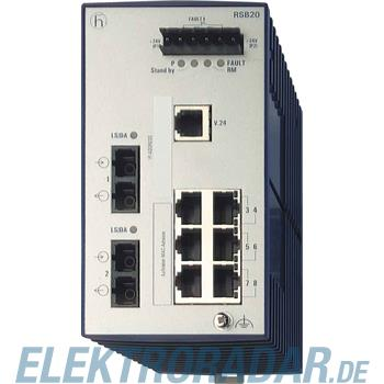 Hirschmann INET Ind.Ethernet Switch RSB20-0800S2S2SAABHH