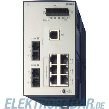 Hirschmann INET Ind.Ethernet Switch RSB20-0800M2M2TAABHH