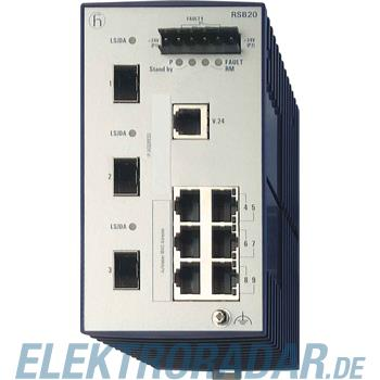 Hirschmann INET Ind.Ethernet Switch RSB20-0900ZZZ6TAABHH