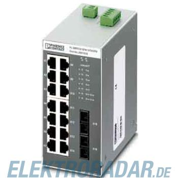 Phoenix Contact Ethernet Switch FLSWITCH SFN14TX/2FX