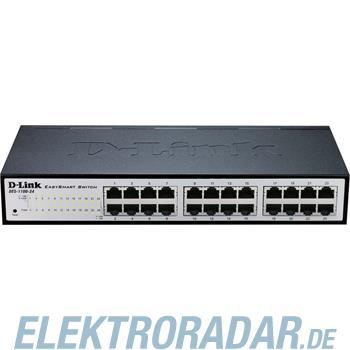 DLink Deutschland 24-Port Switch DES-1100-24
