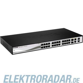 DLink Deutschland 28-Port Switch managed PoE DES-1210-28P