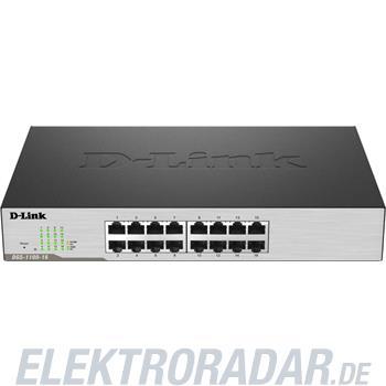 DLink Deutschland 16-Port Gigabit Switch DGS-1100-16