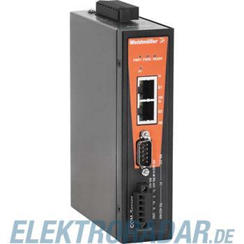 Weidmüller Netzwerk-Switch IE-CS-1TX-1RS232/485