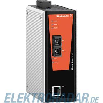 Weidmüller Netzwerk-Switch IE-MC-VL-1TX-1SCS