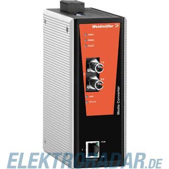 Weidmüller Netzwerk-Switch IE-MC-VL-1TX-1ST