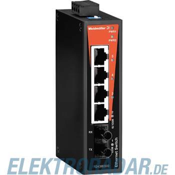 Weidmüller Netzwerk-Switch IE-SW-BL05-4TX-1ST