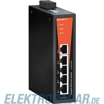 Weidmüller Netzwerk-Switch IE-SW-BL05-5GT