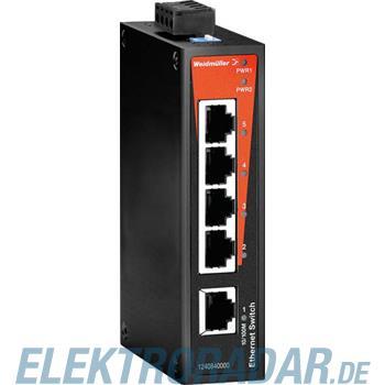 Weidmüller Netzwerk-Switch IE-SW-BL05-5TX