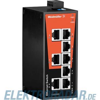 Weidmüller Netzwerk-Switch IE-SW-BL08-8TX