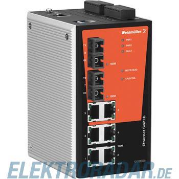 Weidmüller Netzwerk-Switch IE-SW-PL08M-6TX-2ST