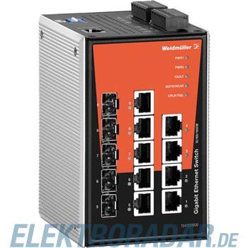 Weidmüller Netzwerk-Switch IE-SW-PL09M-5GC-4GT