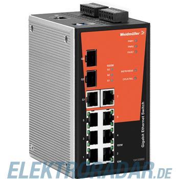 Weidmüller Netzwerk-Switch IE-SW-PL10M1GT2GS7TX
