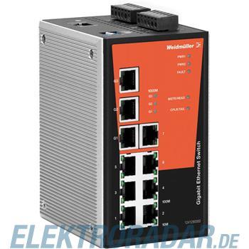 Weidmüller Netzwerk-Switch IE-SW-PL10M-3GT-7TX