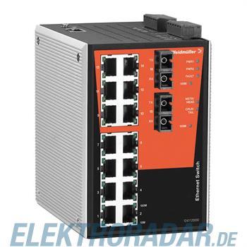 Weidmüller Netzwerk-Switch IE-SW-PL16M-14TX-2SC