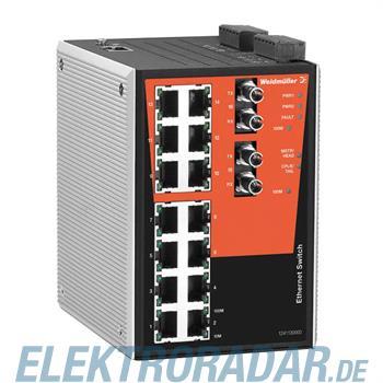 Weidmüller Netzwerk-Switch IE-SW-PL16M-14TX-2ST