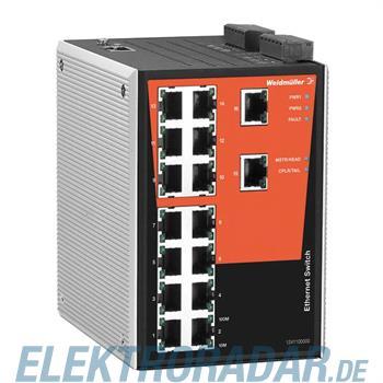 Weidmüller Netzwerk-Switch IE-SW-PL16M-16TX